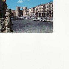 Postales: AVILA.PLAZA DE SANTA TERESA.. Lote 6535980