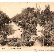 Postkarten - Burgos - Paseo del Espolon - 6837261