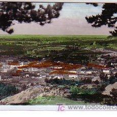 Postales: SALDAÑA (PALENCIA).- VISTA GENERAL. Lote 6914664