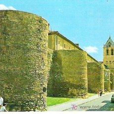 Postales: 14-LEON , MURALLAS ROMANAS Y ORRE DE GALIO **** HIJOS DE F. ALONSO . Lote 6998890