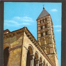 Postales: SEGOVIA Nº 64 IGLESIA DE SAN ESTEBAN - ED. ARRIBAS. Lote 7050309