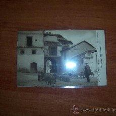 Postales: SEGOVIA ANTIGUA POSTAL DE UNTURBE . Lote 8115026