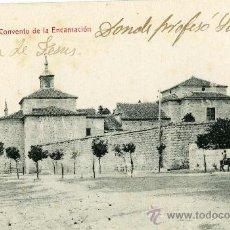 Postales: AVILA.- CONVENTO DE LA ENCARNACIÓN.-. Lote 10518030