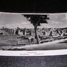 Postales: AVILA, VISTA GENERAL. Lote 8320501