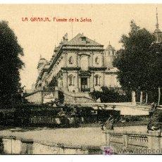 Postales: LA GRANJA - FUENTE DE LA SELVA - 1026 FOTOTIPIA THOMAS-BARCELONA. Lote 8363805
