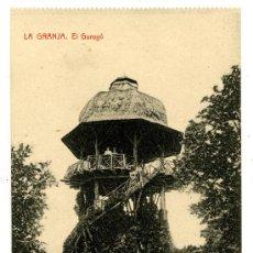Postales: LA GRANJA - EL GURUGU- 1034 FOTOTIPIA THOMAS-BARCELONA. Lote 8363878