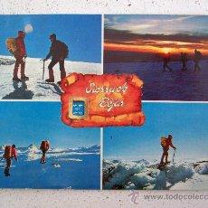 Postales: POSTAL DE SIERRA DE BEJAR Nº27 - DIVERSOS ASPECTOS (CIRCULADA 1993, ESCUDO DE ORO). Lote 8487547