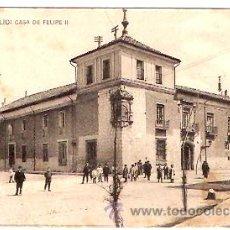Postkarten - POSTAL VALLADOLID CASA FELIPE II - 8808343