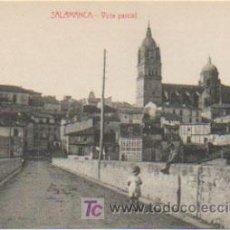 Postkarten - SALAMANCA. VISTA PARCIAL. (EDICIÓN M. ROMERO. FOTOTIPIA CASTAÑEIRA, ALVAREZ Y LEVENFELD). - 9009773
