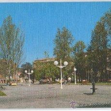 Postales: TARJETA POSTAL DE GUARDO PLAZA PALENCIA. Lote 9467720