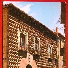 Postales: SEGOVIA. CASA DE LOS PICOS.. Lote 9646119