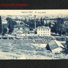 Postales: POSTAL DE VALLADOLID: VISTA GENERAL (GRAFOS). Lote 1264477