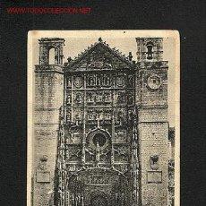Postales: POSTAL DE VALLADOLID: FACHADA DE SAN PABLO (HAUSER Y MENET NUM.204). Lote 1264767