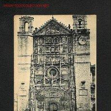 Postales: POSTAL DE VALLADOLID: FACHADA DE SAN PABLO (HAUSER Y MENET NUM.204). Lote 1264787