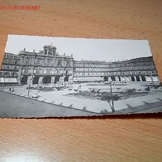 Postales: SALAMANCA - PLAZA MAYOR. Lote 3859977