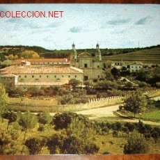 Postales: POSTAL DEL MONASTERIO DE LA SANTA ESPINA - VALLADOLID - VISTA PANORAMICA. Lote 2215974