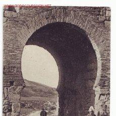 Postales: POSTAL DEL ARCO ÁRABE DE SAN ESTEBAN DE BURGOS. Lote 2339343