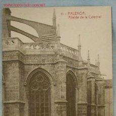 Postales: TARJETA POSTAL PALENCIA. Lote 19909615