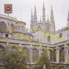 Postales: BURGOS, CATEDRAL . Lote 9889951