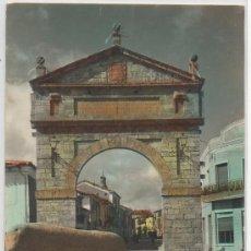 Postales: TARJETA POSTAL DE TORO ARCO DE CORREDERA ZAMORA. Lote 19105189
