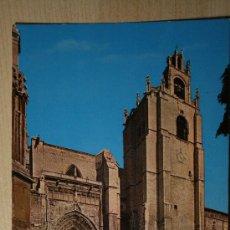 Postales: POSTAL ANTIGUA DE PALENCIA. CATEDRAL. Lote 10275801