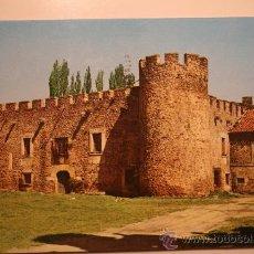 Postales: POSTAL ANTIGUA. CASTILLOS DE ESPAÑA. Lote 10319109