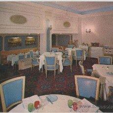 Cartes Postales: TARJETA POSTAL HOTEL CONDE ANSUREZ VALLADOLID. Lote 14032549