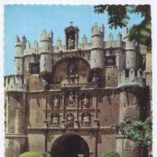 Cartes Postales: POSTAL BURGOS - ARCO DE SANTA MARIA - G. GARRABELLA. Lote 11703349