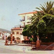 Postales: Nº 4362 POSTAL CANDELEDA AVILA PLAZA DEL CASTILLO. Lote 11995276