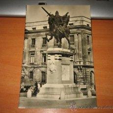Postales: 71.-BURGOS-MONUMENTO AL CID CAMPEADOR. Lote 12053008