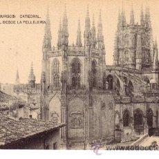 Postales: Nº 4062 POSTAL BURGOS CATEDRAL HAUSER Y MENET. Lote 12065086