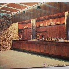 Cartes Postales: 6051 VALLADOLID HOTEL CONDE ANSUREZ CAFETERIA CIRCA 1968 MAS DE ESTA CIUDAD EN COSAS&CURIOSAS. Lote 12075677