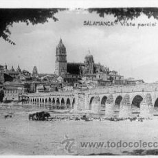 Postales: SALAMANCA – VISTA PARCIAL. Lote 25274925
