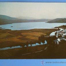Postales: POSTAL DE RIBADELAGO DE FRANCO AÑOS 60.. Lote 12337148