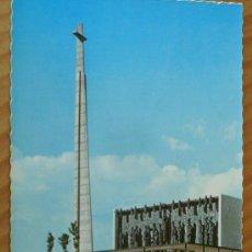 Postales: POSTAL DE LEÓN (SANTUARIO DE LA VIRGEN DEL CAMINO). AÑOS 60. Lote 12373528