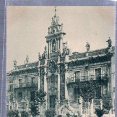 Postales: TARJETA POSTAL DE VALLADOLID. LA UNIVERSIDAD. 114 HAUSER Y MENET. Lote 12489073