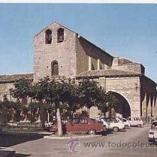 Postales: PALENCIA. CARRION DE LOS CONDES. IGLESIA SANTA MARIA DEL CAMINO. ZERKOWITZ Nº 1. SIN CIRCULAR. Lote 12868950