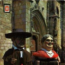 Postales: LOS GIGANTES DE ( BURGOS )+ POSTALES Y MUCHO + EN MI TIENDA. Lote 74503351