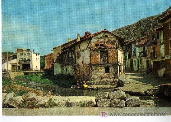 Postal huerta del rey burgos rio arandilla comprar for Piscina huerta del rey