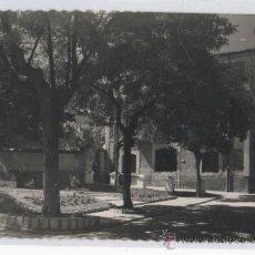 Postales: TARJETA POSTAL DE CUELLAR JARDINES DE SANTA MARIA SEGOVIA. Lote 13531647
