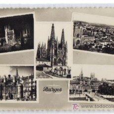 Postales: BURGOS - EDIC. M. ARRIBAS -CIRCULADA 1957. Lote 26570563