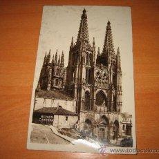 Postales: BURGOS CATEDRAL. Lote 14031950