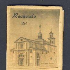 Postales: LIBRO DESPLEGABLE CON 12 POSTALES SANTUARIO NACIONAL GRAN PROMESA, VALLADOLID (V. FOTOS ADICIONALES). Lote 14642447