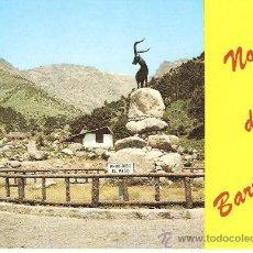 Postales: POSTAL DE CREDOS Nº 330 SIERRA DE CREDOS, NOGAL DEL BARRANCO Y LOS GALAGOS. Lote 14839840