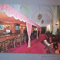 Postales: POSTAL DE LEON - Nº18 - HOSTAL DE SAN MARCOS - BAR AMERICANO (ED ALONSO, SIN CIRCULAR). Lote 14877550