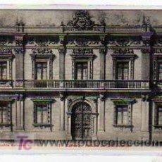 Postales: ZAMORA. COLECCIÓN GARCÍA HERMANOS. SERIE B. 12. PALACIO DE LA DIPUTACIÓN. REVERSO SIN DIVIDIR.. Lote 14959353
