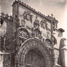 Postales: ARANDA DE DUERO - PARROQUIA DE SANTA MARIA, FACHADA PRINCIPAL. Lote 15108914