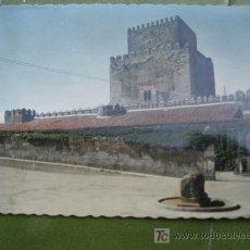 Postales: CIUDAD RODRIGO. SALAMANCA. Nº 13 PARADOR DE TURISMO. ED. ARRIBAS. CIRCULADA 1959. Lote 23192719