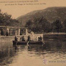 Postais: OÑA(BURGOS).- MONASTERIO .-LAGOS. Lote 15160743