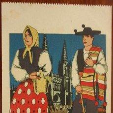 Cartoline: POSTAL BURGOS. Lote 20205615